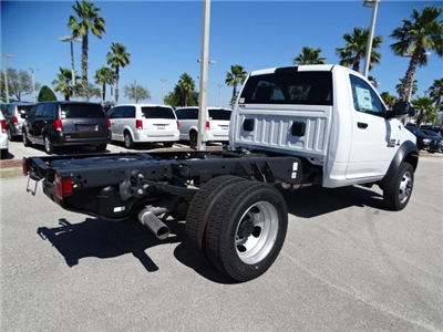 2018 Ram 5500 Regular Cab DRW, Cab Chassis #R18237 - photo 2