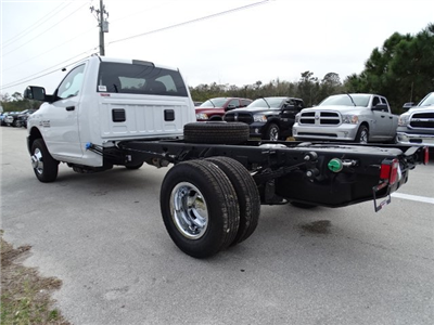 2018 Ram 3500 Regular Cab DRW, Cab Chassis #R18245 - photo 2