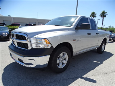 2018 Ram 1500 Quad Cab, Pickup #R18256 - photo 7