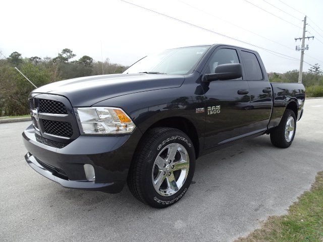 2018 Ram 1500 Quad Cab 4x2,  Pickup #R18264 - photo 1