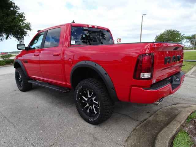 2018 Ram 1500 Crew Cab 4x4,  Pickup #R18284 - photo 2