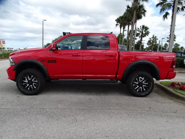 2018 Ram 1500 Crew Cab 4x4,  Pickup #R18284 - photo 7