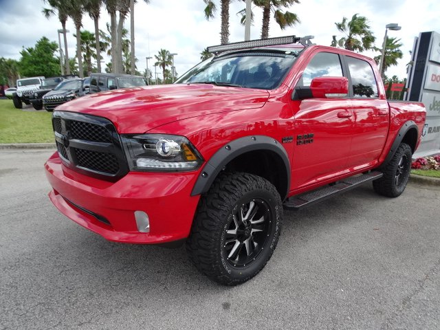 2018 Ram 1500 Crew Cab 4x4,  Pickup #R18284 - photo 1
