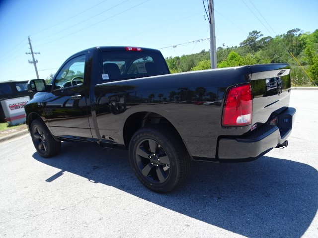 2018 Ram 1500 Regular Cab 4x4,  Pickup #R18293 - photo 1