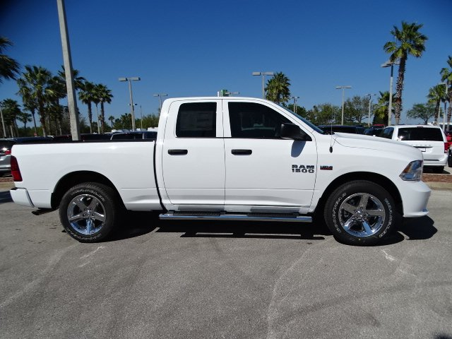 2018 Ram 1500 Quad Cab, Pickup #R18304 - photo 4