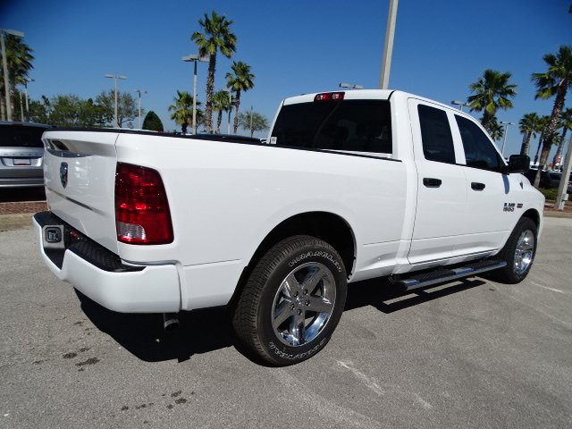 2018 Ram 1500 Quad Cab 4x2,  Pickup #R18304 - photo 4