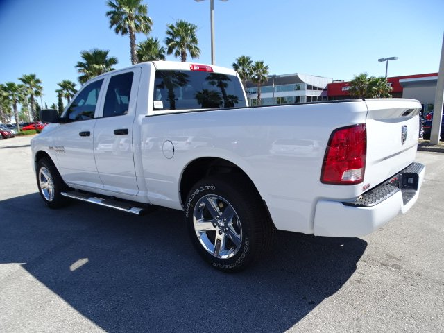 2018 Ram 1500 Quad Cab 4x2,  Pickup #R18304 - photo 2