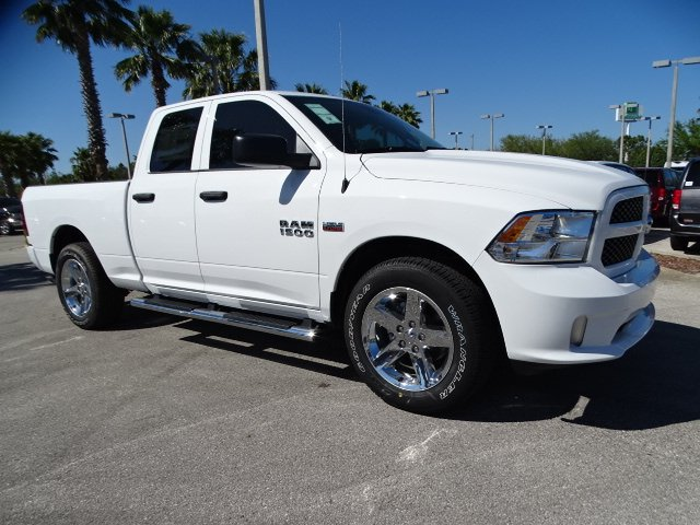 2018 Ram 1500 Quad Cab 4x2,  Pickup #R18304 - photo 3