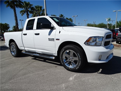 2018 Ram 1500 Quad Cab, Pickup #R18304 - photo 1