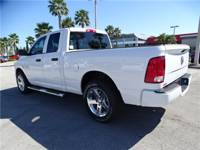 2018 Ram 1500 Quad Cab, Pickup #R18304 - photo 6