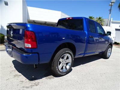 2018 Ram 1500 Quad Cab, Pickup #R18317 - photo 2