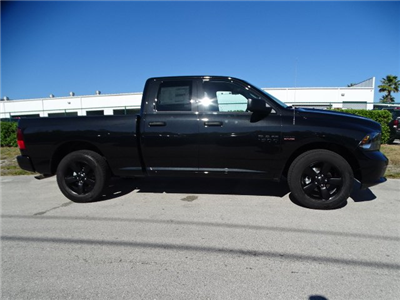 2018 Ram 1500 Quad Cab 4x2,  Pickup #R18321 - photo 4