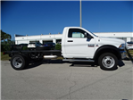 2018 Ram 5500 Regular Cab DRW 4x4,  Cab Chassis #R18325 - photo 4