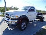 2018 Ram 5500 Regular Cab DRW 4x4,  Cab Chassis #R18325 - photo 1