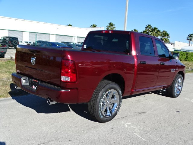 2018 Ram 1500 Crew Cab,  Pickup #R18339 - photo 5
