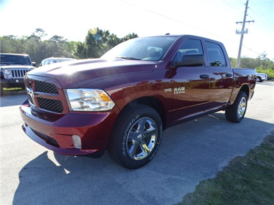 2018 Ram 1500 Crew Cab,  Pickup #R18339 - photo 1