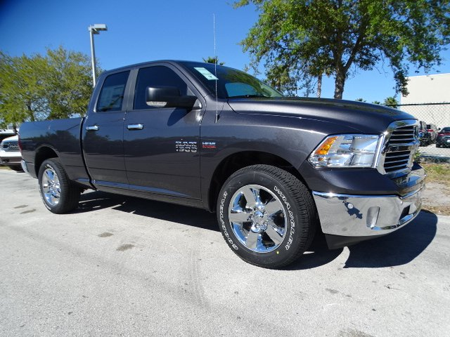 2018 Ram 1500 Quad Cab, Pickup #R18343 - photo 3