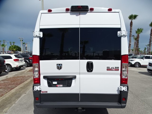 2018 ProMaster 3500 High Roof FWD,  Empty Cargo Van #R18356 - photo 6