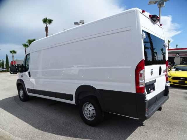 2018 ProMaster 3500 High Roof FWD,  Empty Cargo Van #R18356 - photo 7