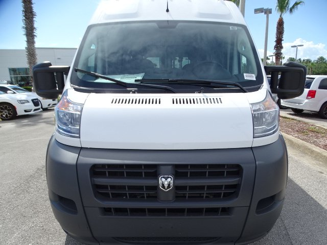 2018 ProMaster 3500 High Roof FWD,  Empty Cargo Van #R18356 - photo 9