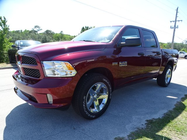 2018 Ram 1500 Crew Cab,  Pickup #R18431 - photo 1