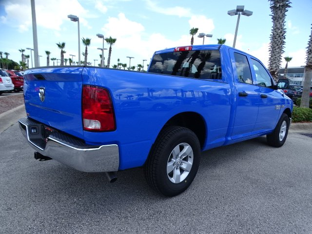 2018 Ram 1500 Quad Cab 4x2,  Pickup #R18459 - photo 4