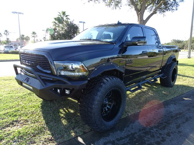 2018 Ram 2500 Crew Cab 4x4,  Pickup #R18500 - photo 1