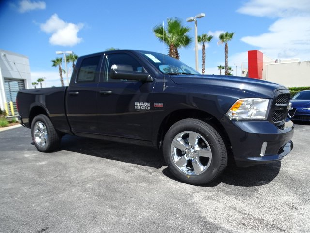2018 Ram 1500 Quad Cab 4x2,  Pickup #R18509 - photo 24