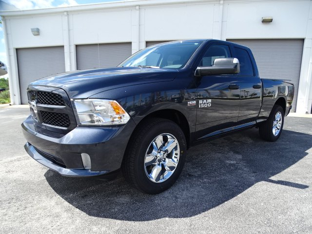 2018 Ram 1500 Quad Cab 4x2,  Pickup #R18509 - photo 1