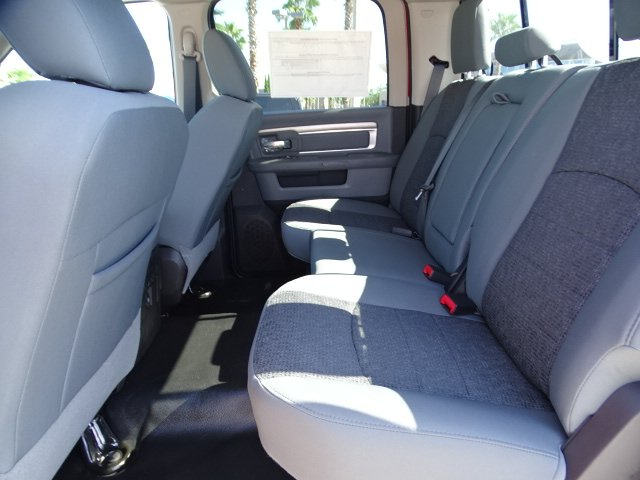 2018 Ram 4500 Crew Cab DRW 4x4,  CM Truck Beds SK Model Platform Body #R18603 - photo 8