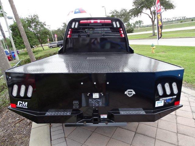 2018 Ram 4500 Crew Cab DRW 4x4,  CM Truck Beds SK Model Platform Body #R18603 - photo 17