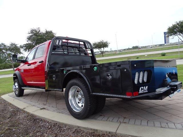 2018 Ram 4500 Crew Cab DRW 4x4,  CM Truck Beds SK Model Platform Body #R18603 - photo 2
