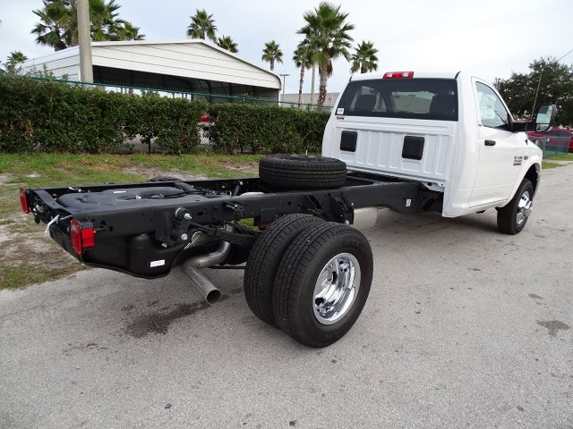 2018 Ram 3500 Regular Cab DRW 4x2,  Cab Chassis #R18615 - photo 11