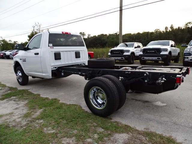 2018 Ram 3500 Regular Cab DRW 4x2,  Cab Chassis #R18615 - photo 1