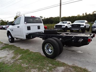 2018 Ram 3500 Regular Cab DRW 4x2,  Cab Chassis #R18615 - photo 2