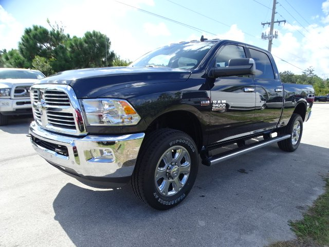 2018 Ram 3500 Crew Cab 4x4,  Pickup #R18621 - photo 1