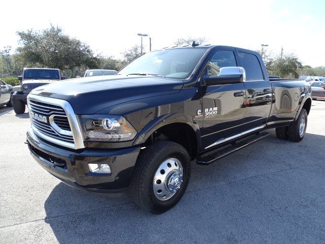 2018 Ram 3500 Crew Cab DRW 4x4,  Pickup #R18634 - photo 1