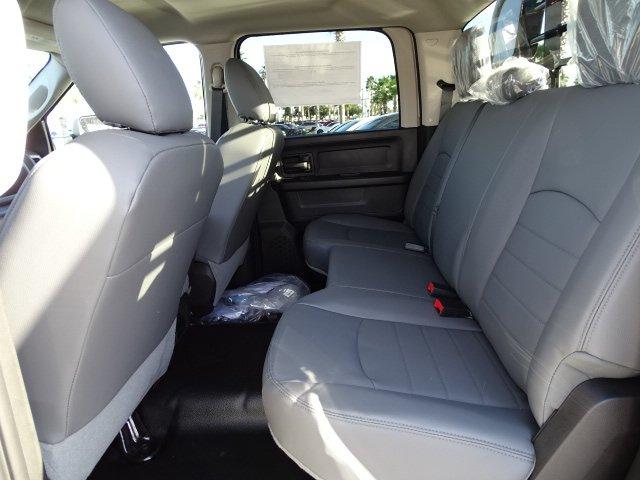 2018 Ram 3500 Crew Cab DRW 4x4,  Platform Body #R18712 - photo 12