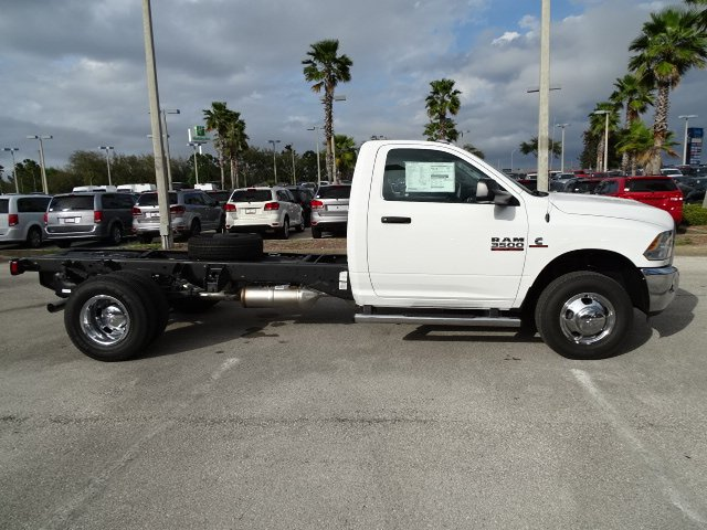 2018 Ram 3500 Regular Cab DRW 4x4,  Cab Chassis #R18717 - photo 4