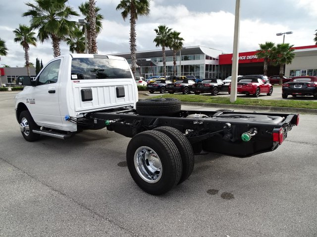2018 Ram 3500 Regular Cab DRW 4x4,  Cab Chassis #R18717 - photo 2