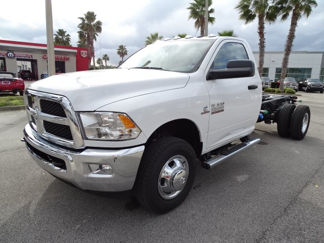 2018 Ram 3500 Regular Cab DRW 4x4,  Cab Chassis #R18717 - photo 1