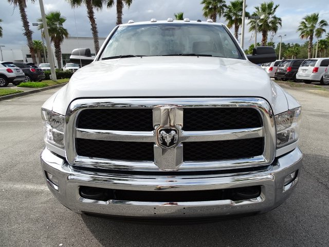 2018 Ram 3500 Regular Cab DRW 4x4,  Cab Chassis #R18717 - photo 7