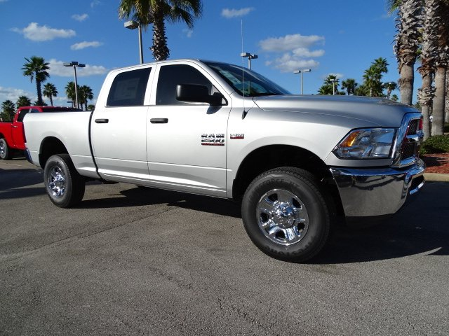 2018 Ram 2500 Crew Cab 4x4,  Pickup #R18724 - photo 3