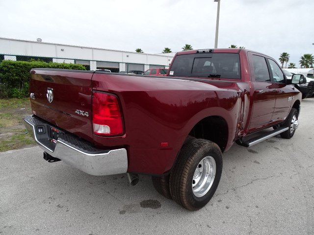 2018 Ram 3500 Crew Cab DRW 4x4,  Pickup #R18744 - photo 5