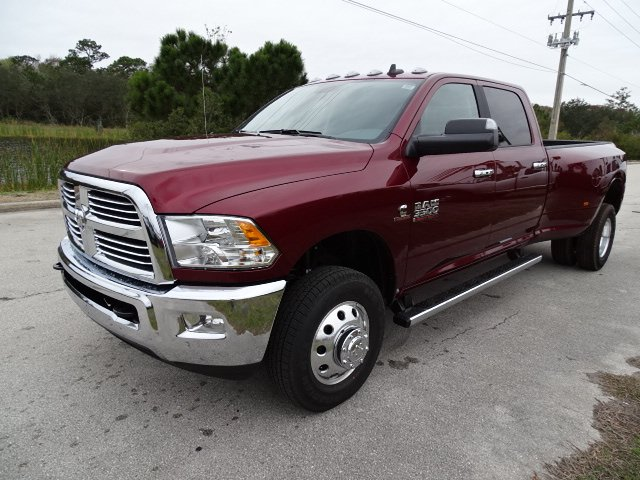 2018 Ram 3500 Crew Cab DRW 4x4,  Pickup #R18744 - photo 1