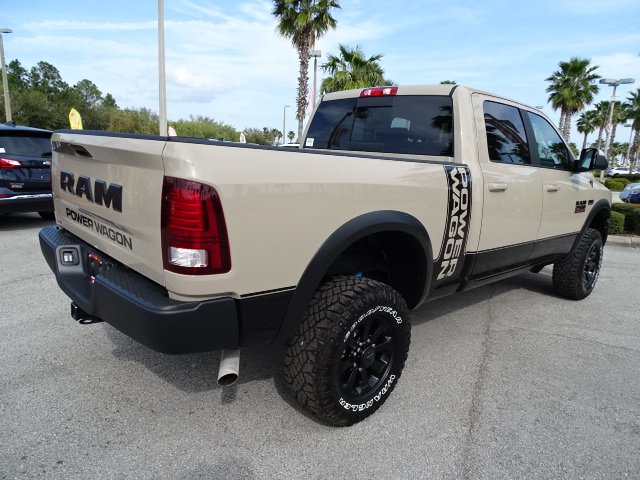 2018 Ram 2500 Crew Cab 4x4,  Pickup #R18748 - photo 4
