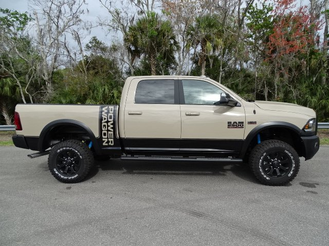 2018 Ram 2500 Crew Cab 4x4,  Pickup #R18763 - photo 4