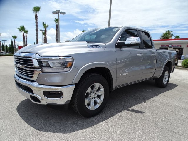 2019 Ram 1500 Quad Cab 4x4,  Pickup #R19029 - photo 1