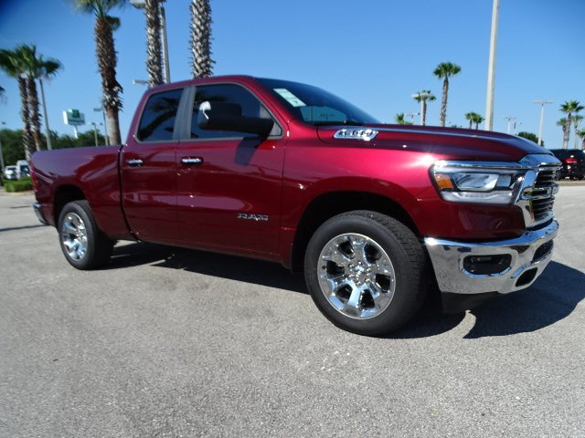 2019 Ram 1500 Quad Cab 4x2,  Pickup #R19045 - photo 3