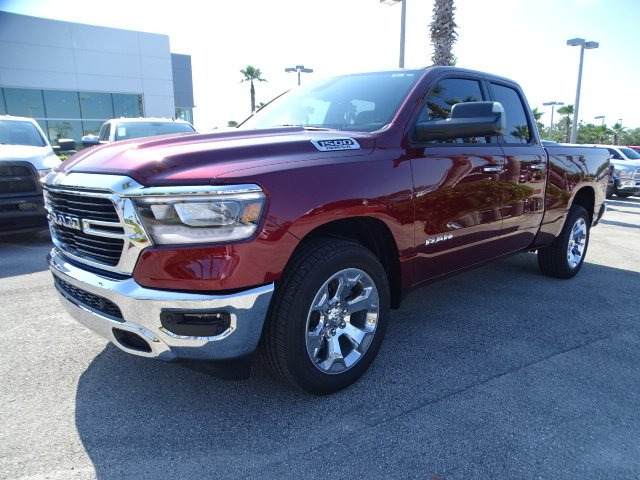 2019 Ram 1500 Quad Cab 4x2,  Pickup #R19045 - photo 1